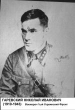 Николай Иванович Гаревский